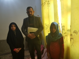 Appeal to help a family to overcome the difficulties of life