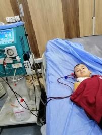 فرع البصرة :  يناشد اصحاب القلوب الطيبة لانقاذ مستقبل طفل العراقي من أهل البصرة
