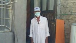 بغداد/ فرع الكريعات :عائلة متعففة تناشد اهل الخير والاحسان لمساعدتها