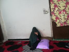 فرع البياع :متعففه من ذوي الاحتياجات الخاصه تستغيث بأهل البر والاحسان لمساعدتها في علاجها .