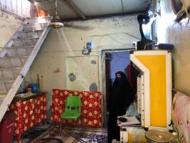 فرع مدينة الصدر : ارملة وبناتها الثلاثة يناشدون الخيرين لمساعدتهم