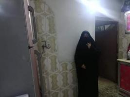 فرع البياع : ام لخمسة ايتام تحملت مسؤلية اسرتها بعد فقد زوجها وابنها بحوادث مأساوية .