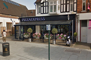 بيتزا اكسبرس<br>Pizza Express