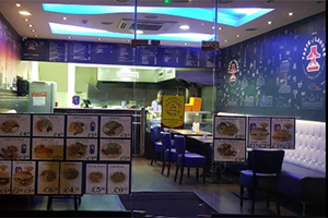 مطعم تيست لاهور<br>Taste of Lahore Restaurant