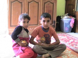 Two orphans living with their elderly grandparents- in urgent need of sponsorship