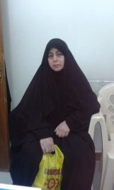 Sadr City - A widow who suffers from many severe medical problems needs financial assistance to pay for her treatment
