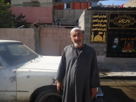 Sadr City - Responsible family man seeks financial assistance to continue providing for his family
